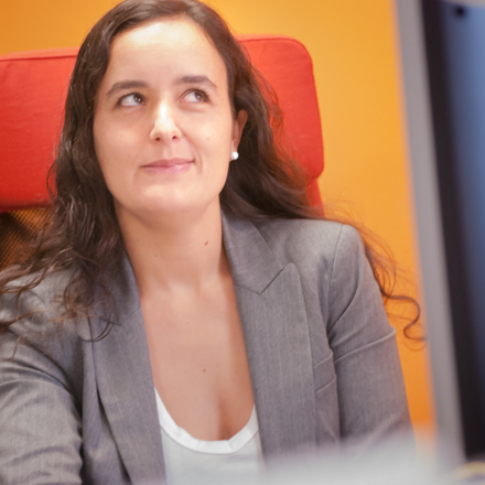 Ejecutiva de cuentas en la agencia de publicidad Empatía Comunicación